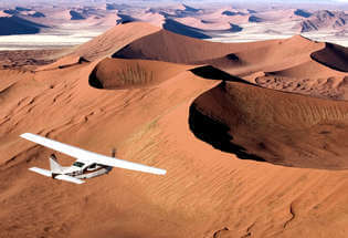 Southern Africa, desert