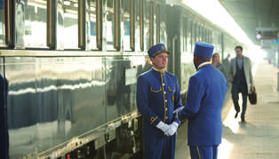 Icons of Europe by Luxury Train
