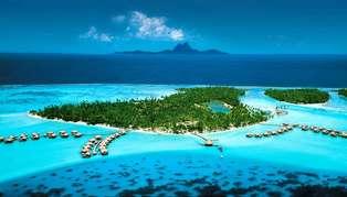 Seriously Stylish Honeymoon to New Zealand & Tahiti