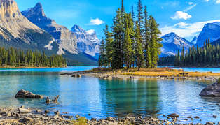 Western Canada in Classic Style