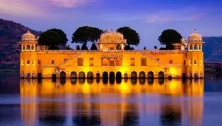 Seriously Stylish Honeymoon to Rajasthan & the Maldives