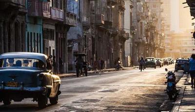 Havana, cars