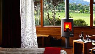 Hapuku Lodge & Tree Houses, Kaikoura, New Zealand