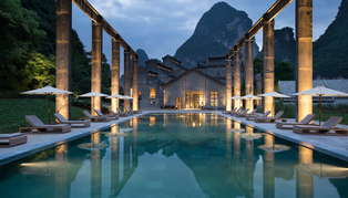 Alila Yangshuo, China