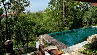 Ananda Spa, Himalaya, India