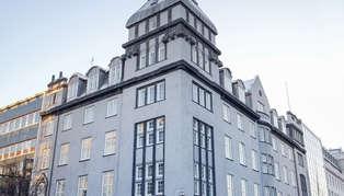 Apotek Hotel, Iceland