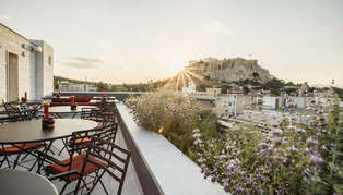 AthensWas hotel, Greece