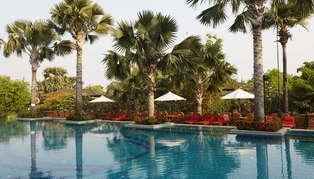 Aureum Palace Hotel & Resort, Bagan, Burma (Myanmar)