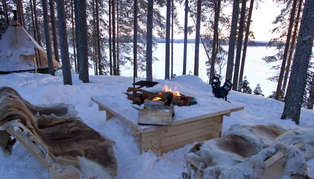 Aurora Safari Camp, Swedish Lapland