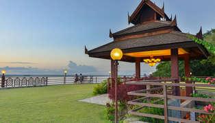 Aye Yar River View Resort, Bagan, Myanmar (Burma)
