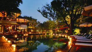 Belmond Governor's Residence, Yangon, Myanmar (Burma)