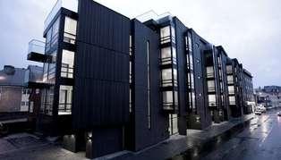 Black Pearl Apartments, Reykjavik, Iceland
