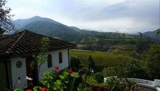 Casa Mojanda, Otavalo, Ecuador