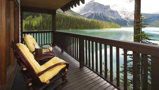 Emerald Lake Lodge, Canada