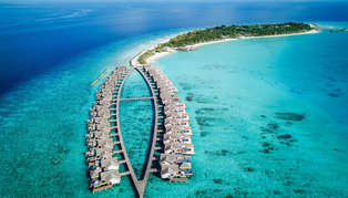 Fairmont Maldives, Sirru Fen Fushi