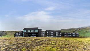 Fosshotel Glacier Lagoon, Iceland