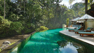 Four Seasons Resort Bali at Sayan, Indonesia