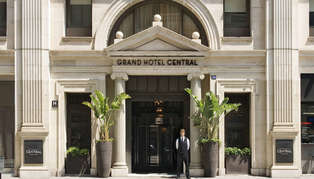 Grand Hotel Central, Barcelona, Spain