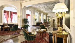 Grand Hotel Sitea Hall