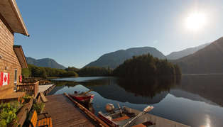 Great Bear Lodge, British Columbia