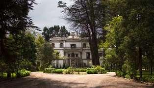 Hacienda La Cienega, Ecuador