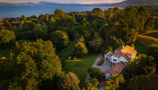 Hamurana Lodge, Rotorua, New Zealand