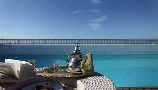 Heure Bleue Palais, Morocco
