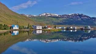 Hotel Aldan, Iceland