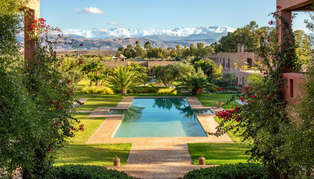 Hotel Capaldi, Morocco