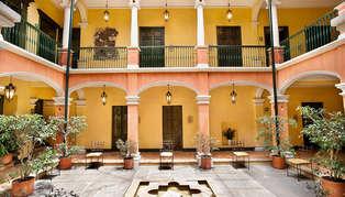 Hotel de la Opera, Bogota, Colombia
