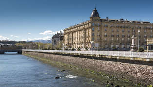 Hotel Maria Cristina, Basque Country, Spain