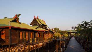 Inle Heritage House, Burma (Myanmar)
