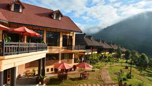 Kalaw Hill Lodge, Burma (Myanmar)