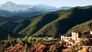 Kasbah Bab Ourika, Morocco