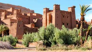 Kasbah Tebi, Morocco