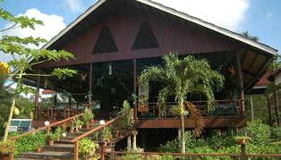 Kinabatangan Riverside Lodge, Borneo