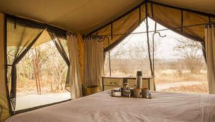 Kwihala Camp, Tanzania, Africa