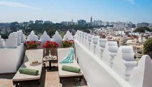 La Maison Blanche, Morocco
