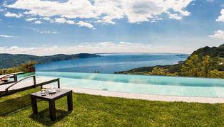 Lefay Resort & Spa Pool