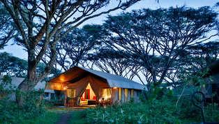 Lemala Ngorongoro, Ngorongoro crater
