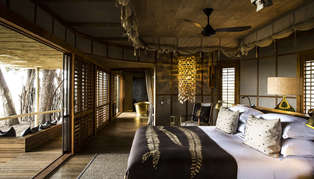 Mombo Camp, Moremi Game Reserve, Botswana, Africa