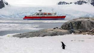 MS Expedition, Antarctica