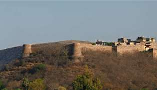 Ramathra Fort, Rajasthan, India