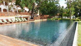 Sanctum Inle Resort, Myanmar (Burma)