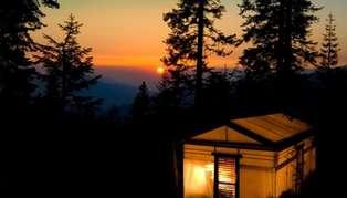 Sequoia High Sierra Camp, USA