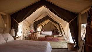 Serian's Serengeti South Camp, Ngorongoro Crater