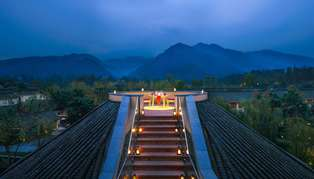 Six Senses Qing Cheng Mountain, China