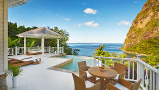 Sugar Beach, a Viceroy Resort, St Lucia