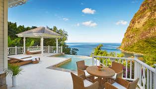 Sugar Beach, a Viceroy Resort, St Lucia
