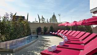 The Principal Madrid Hotel, Spain